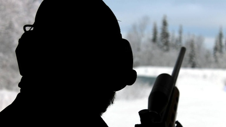 Jakt, jägare. Foto: Sveriges Radio