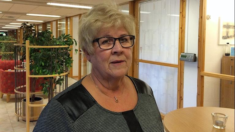 Maria Marklund (S) Skellefteå