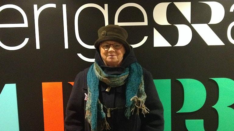 Birgitta Mukkavaara, ordförande s-kvinnorna Umeå, anser att Lennart Holmlund själv borde avgå. Foto: Linnéa Forss