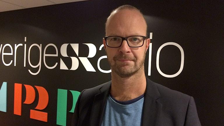 Alfred Skogberg. Foto: Helena Andersson/Sveriges Radio