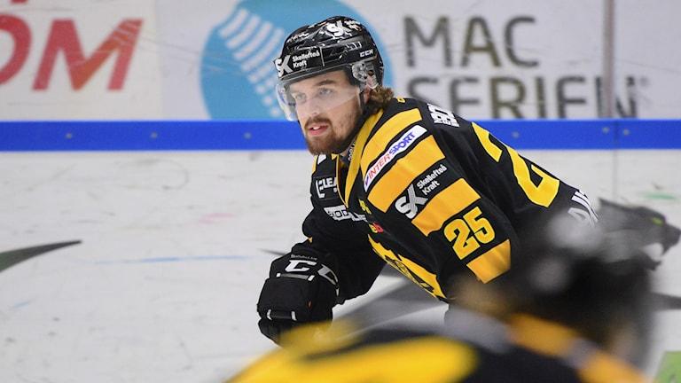 Axel Holmström Skellefteå AIK   foto Robert Granström/ TT