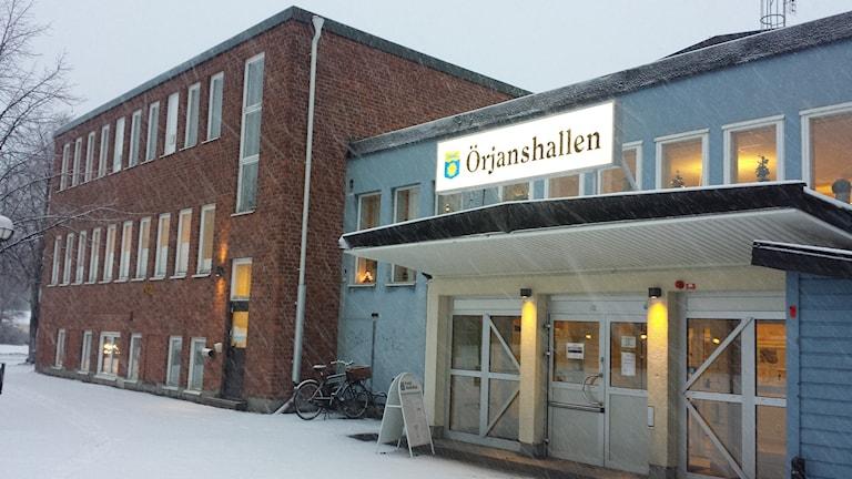 Örjanshallen Skelleftehamn