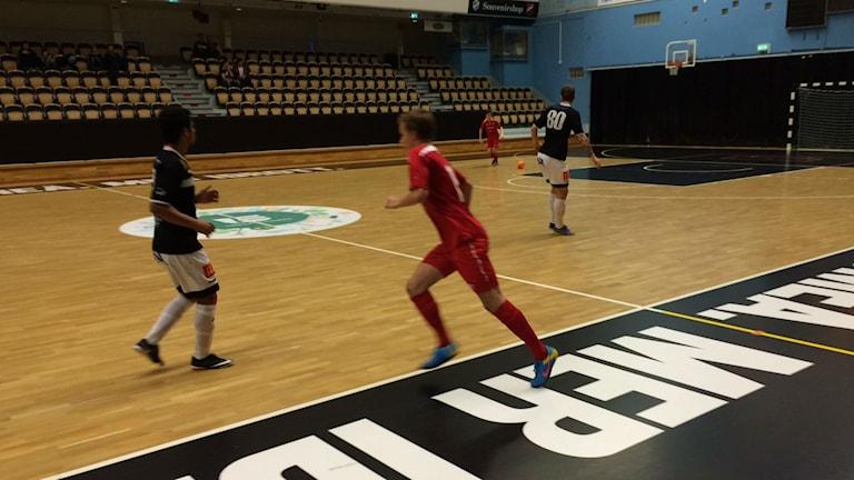 Täfteå IK möter Spartak Örebro
