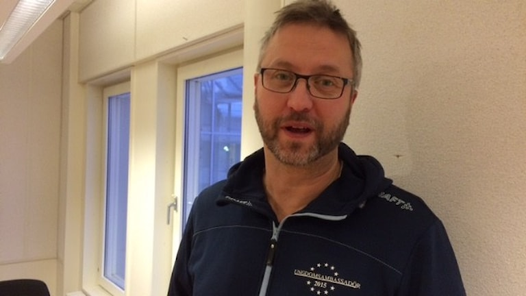 Jörgen Svedberg demokratilots Foto Åza Meijer