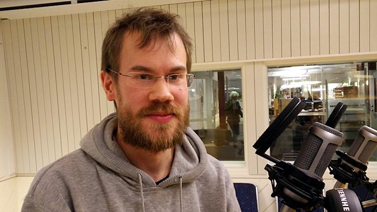 Mikael Nordfeldth, Umeå Hackerspace