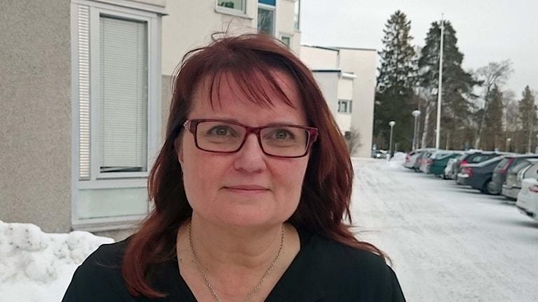 Anna-Lena Danielsson (S) personalnämndens ordförande