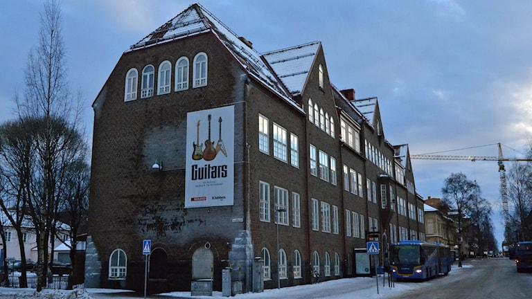 Guitars, Umeå.