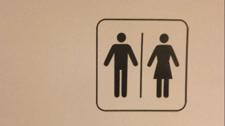 Toalett. Foto: Johanna Frostensson/SR