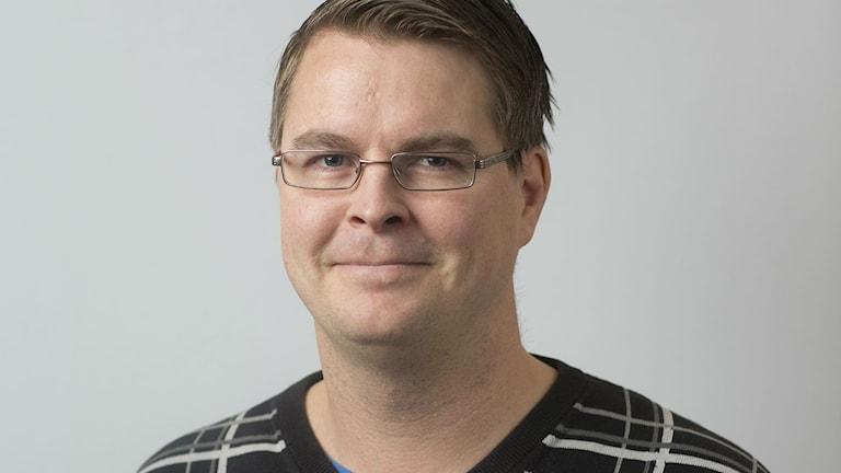 Miljö- och hälsoskyddsnämndens ordförande, Andreas Sjögren