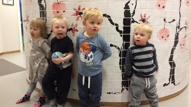 Konst som håller för barn av Wirsén Foto Åza Meijer