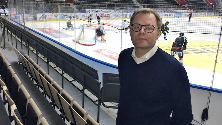 Håkan Billing, Marknadschef Skellefteå AIK