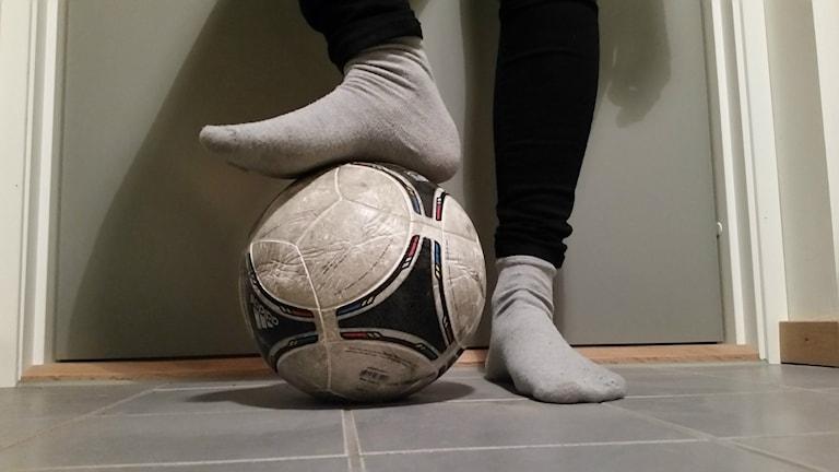 För Emelie Persson slutade fotbollskarriären redan som 17-åring.
