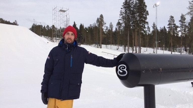 Ronnie Andersson Frilufsfrämjandet Foto Åza Meijer