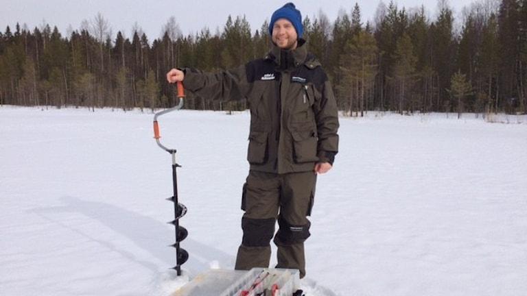 Thomaz Lindgren Cykel och fiskecenter Foto Åza Meijer