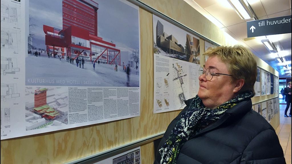 Kulturhusutställning i Skellefteå invigd