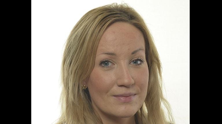 Veronica Lindholm (S) nominerad till Kommunals ledning. Foto Riksdagen.