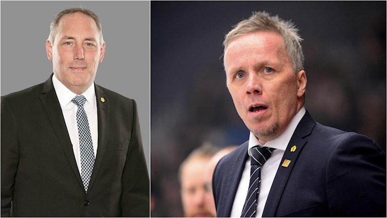 Lars Johansson och Hans Wallson