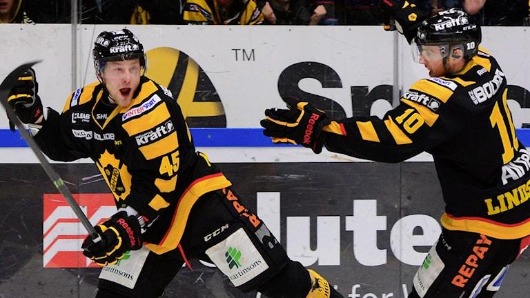 Oscar Möller och Joakim Lindström återvänder till Skellefteå AIK