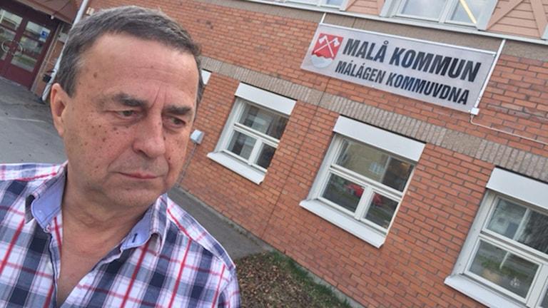 Malås kommunalråd Martin Noréhn (S)