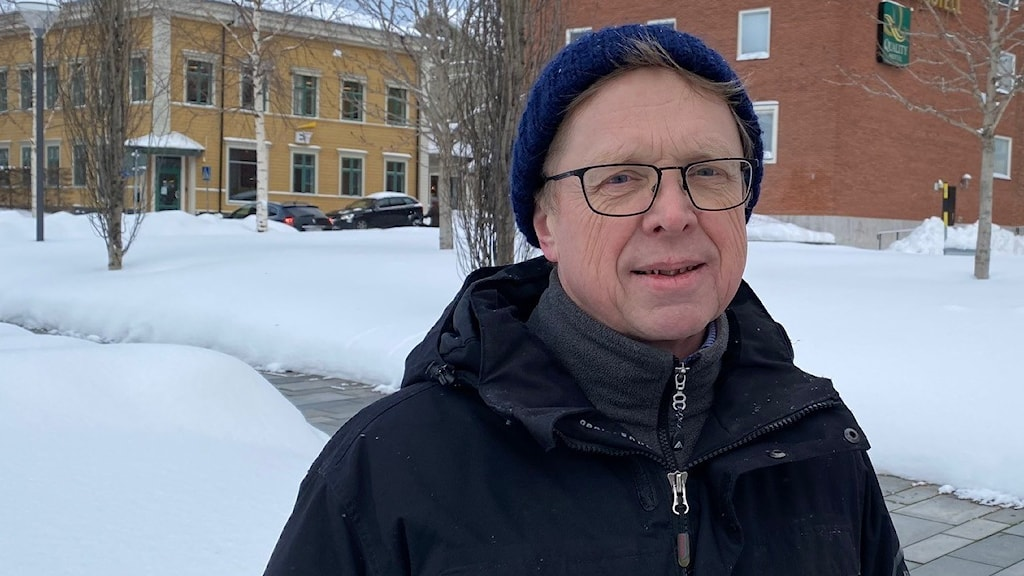 Christer Olofsson i Skellefteå, projektledare