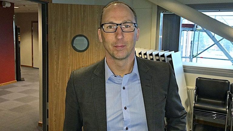 Mikael Lindgren sportchef Skellefteå