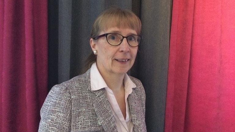 Elisabeth Sinclair projektledare