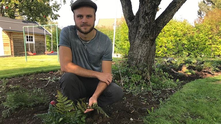Anton Sundin, trädgårdsarkitekt