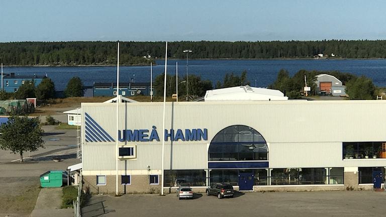 Umeå hamn