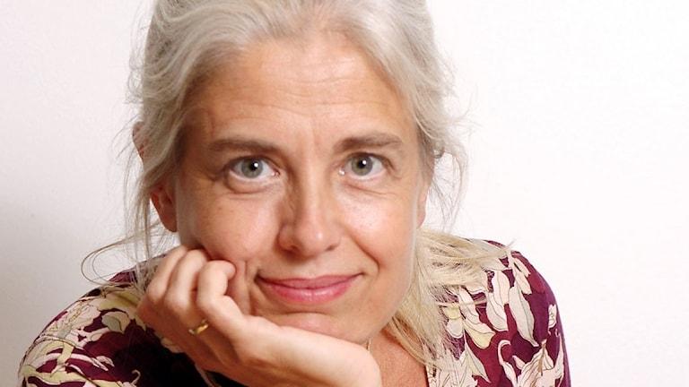 Elisabet Ljungar musikchef för Symfoniorkestern och festivalerna på Norrlandsoperan i Umeå