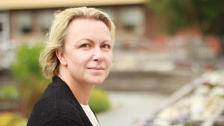 Unni Walentinsson har startat en grupp på sociala medier för att fler ska diskutera politik på lokal nivå.