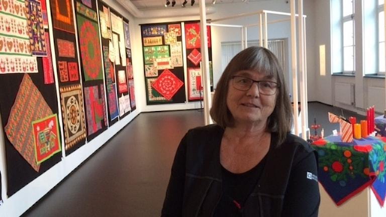 Siw Andersson Skellefteå museum