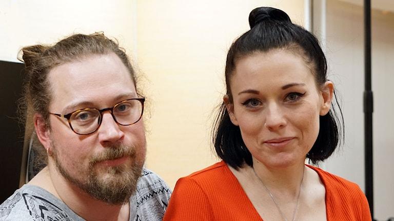 Miserlo - Ida Boija och Viktor Lander.