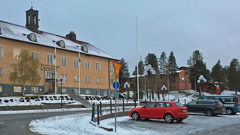 Storuman kommunhuset