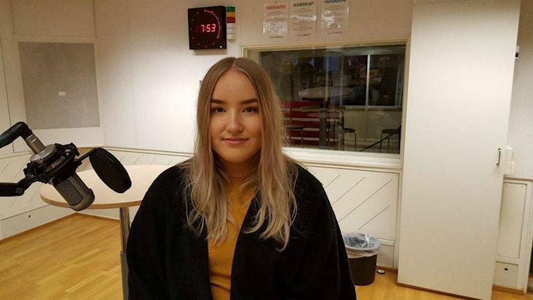 Alexandra Nimrodsson, Belieber från Umeå.
