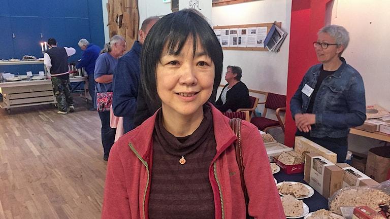 Matbloggaren Chiemi Sasaki