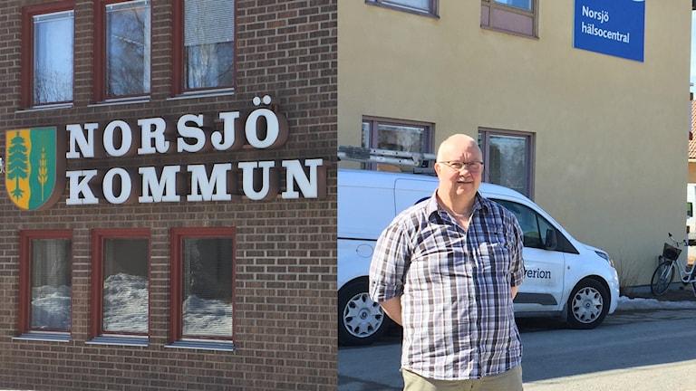 Dan Thorn verksamhetschef Norsjö hälsocentral