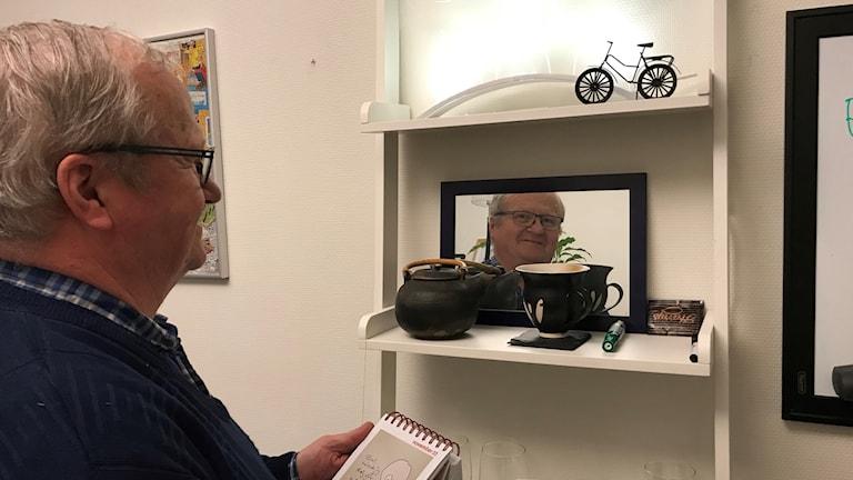 Harry Gustafsson Umeå ordf Stadsmissionen Skellefteå