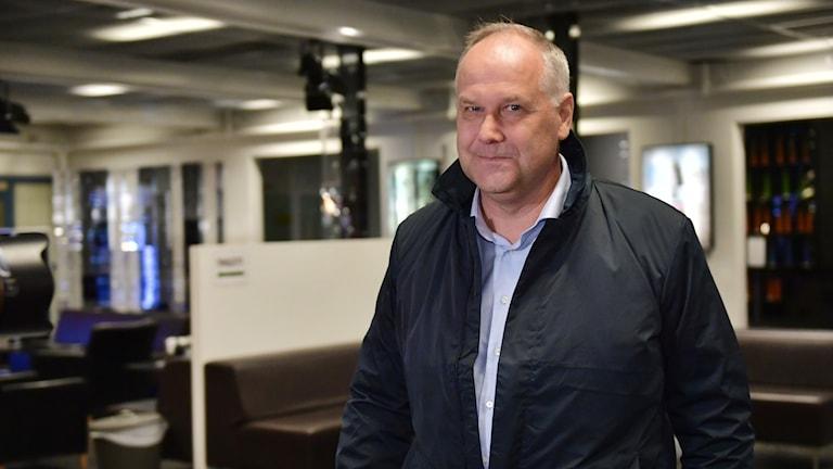 Jonas Sjöstedt avgående partiledare för Vänsterpartiet.
