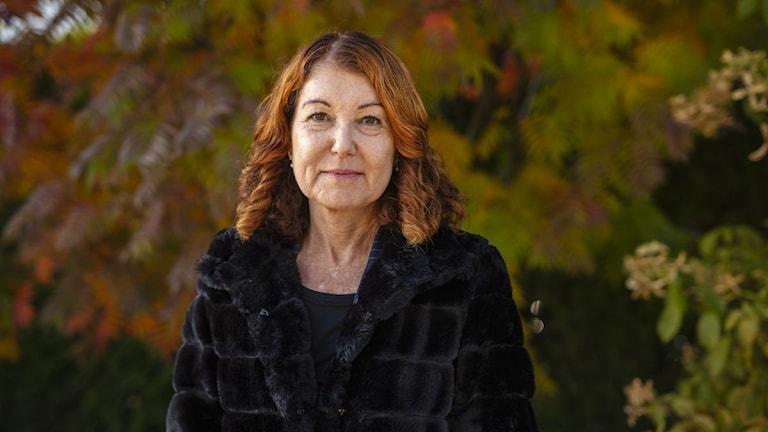 Ann-Christine Gradin, Utbildningsdirektör Umeå Kommun.