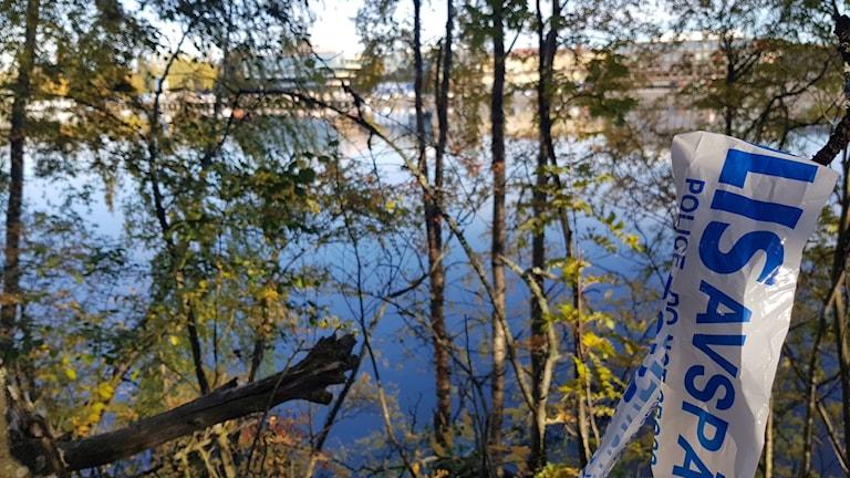 Försvunnen pojke hittat död på Ön Umeå