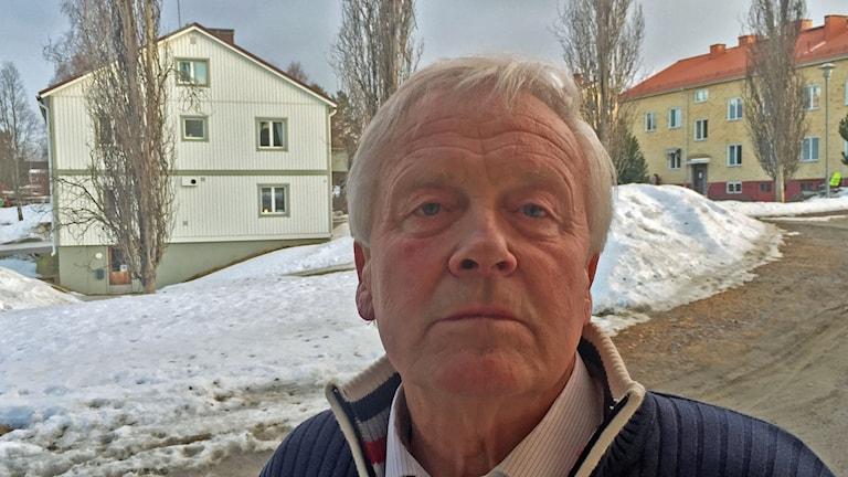 Ingvar Persson är ordförande för Föreningen Sveriges Vattenkraftskommuner