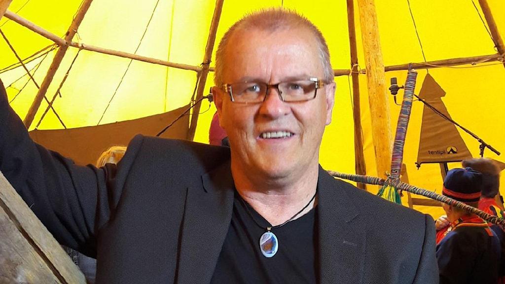 Dan Eriksson, volontär och föreläsare på Suicide Zero