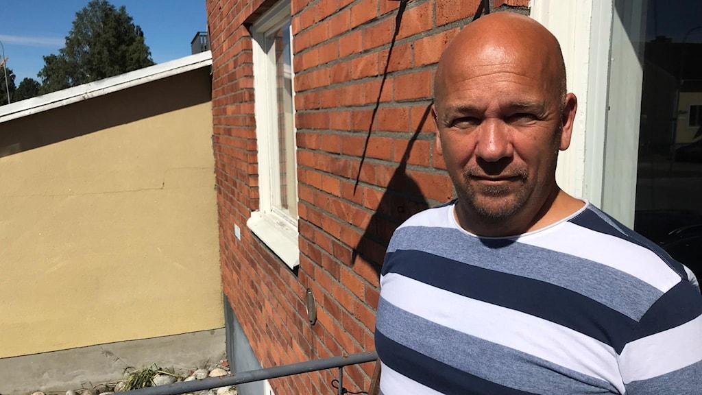 Magnus Öhman i Umeå.