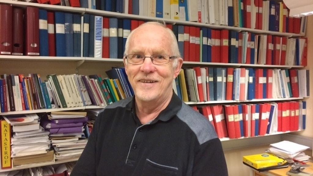 Professor Kurt Boman
