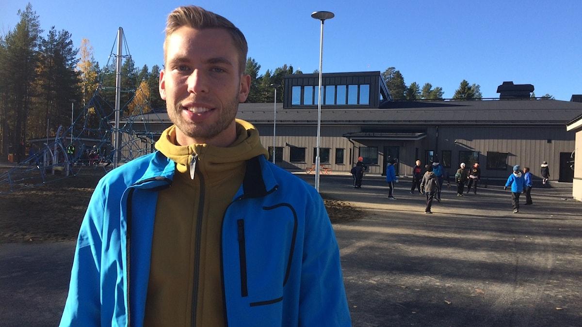 Erik Altin Västerbottens Idrottsförbund
