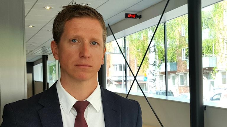 Åklagare Andreas Nyberg är nöjd med tingsrättens dom.