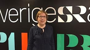 Kirsi Abrahamsson i Umeå är privatdetektiv Foto: Lukas Jacobson/SR Västerbotten