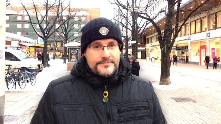 Peter Hedström budget och skuldrådgivare i Skellefteå