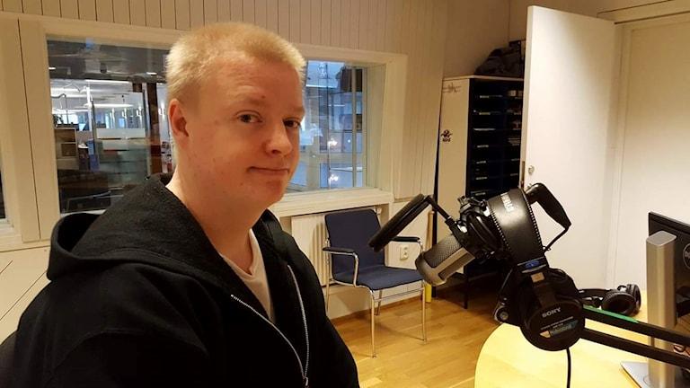 Daniel Renvall fick en testikelcancerdiagnos som 24-åring