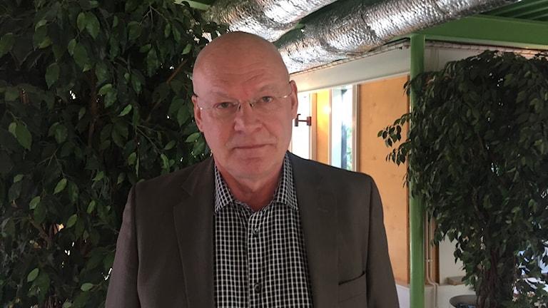 Håkan Larsson primärvårdschef Västerbotten